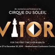 Cirque du Soleil presents VITORI