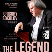 Piano Recital - Grigory Sokolov