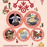 Happy Chinese New Year Festa 2018