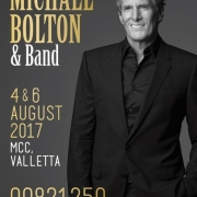 Michael Bolton & Band - Live in Concert