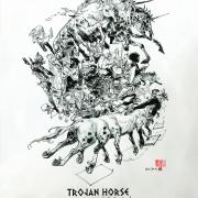 Trojan Horse was a Unicorn