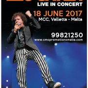 Leo Sayer & Band Live in Concert!