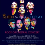 QUEEN meets COLDPLAY