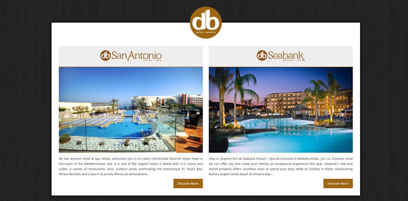 db Hotels & Resorts