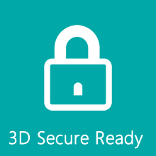 3D Secure Ready