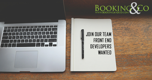 Front End Developers Wanted