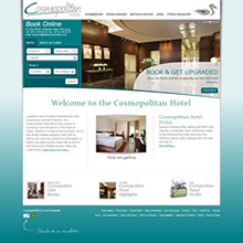 Dubai Cosmopolitan Hotel - www.dubaicosmopolitanhotel.com