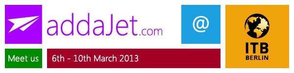 addaJet at ITB 2013
