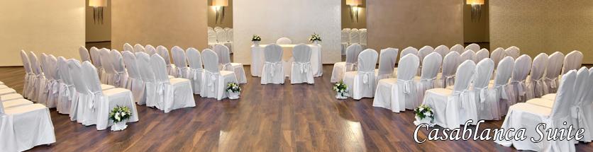 Weddings Casablanca Suite db San Antonio