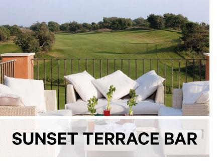 Sunset Terrace Bar