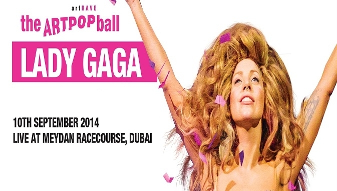 The Cosmopolitan gots GAGA
