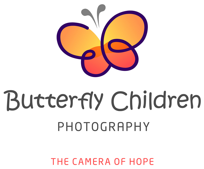 Butterfly Children Photography