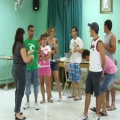 Gozo Jobstart Workshop - Team building activitiy