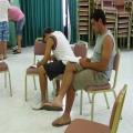 Gozo Jobstart Workshop - Concentrating on individual tasks