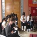 Note taking during workshop