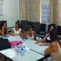 Discussing skills