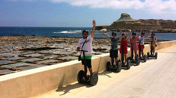 Segway Tours in Gozo