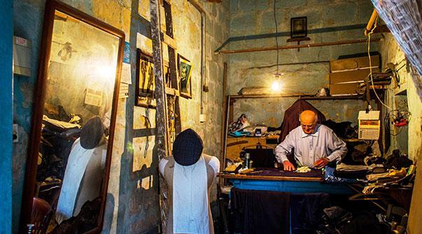 Traditional Gozitan Tailor