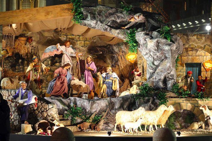 maltese crib christmas 2017 iels malta