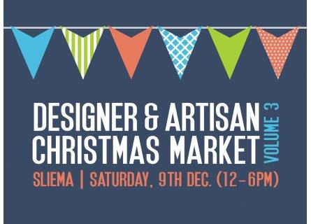 designer and artisan christmas market iels malta 2017