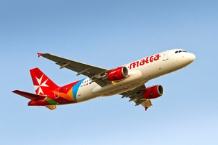Fly to Malta with AirMalta