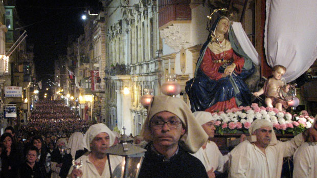 Our Lady of Sorrows in Malta