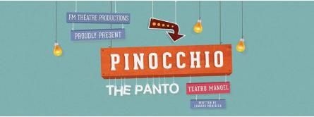 Pinocchio Christmas Pantomime in Valletta iels malta 2017