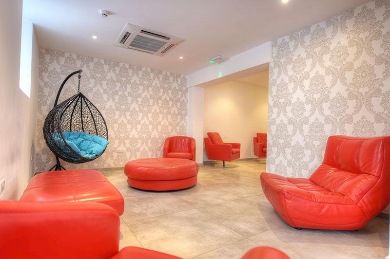 The Howard Lounge Area