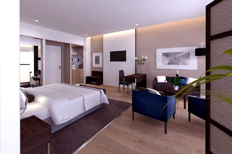 The Waterfront Suite