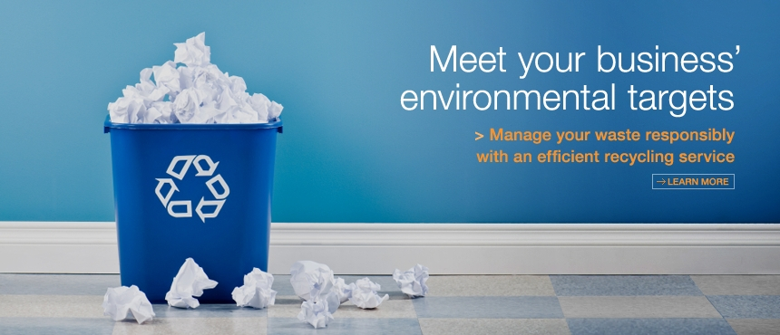 Recycling - Banner