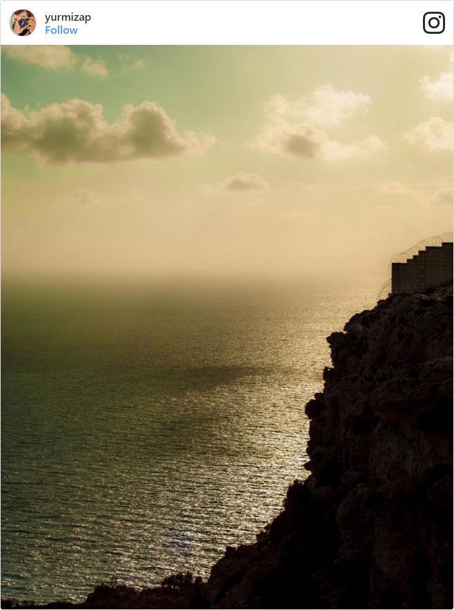 Malta Cliffs by yurmizap