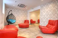 Magister Academy Accommodation - The Howard Hotel & Residence - Lobby Area