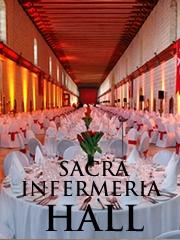 Sacra Infermeria Hall