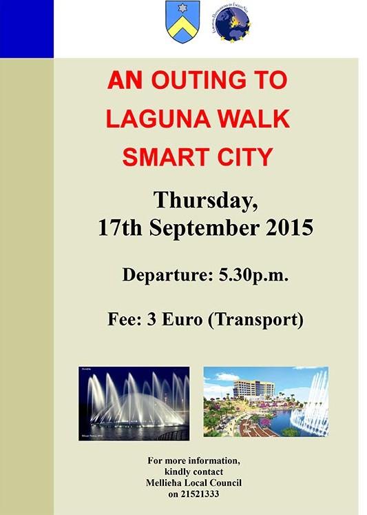 An Outing to Laguna Walk Smart City