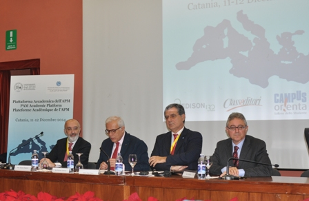 PAM ACADEMIC PLATFORM EARNS CONSENSUS AT CATANIA CONFERENCE