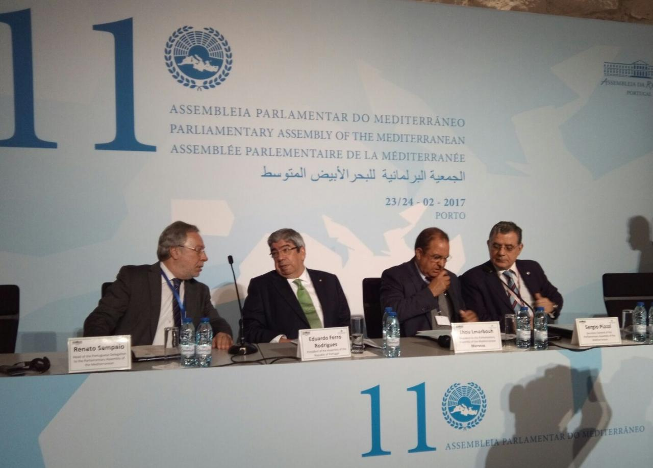 PAM 11TH PLENARY SESSION –  PAM's role in regional affairs increasing year after year