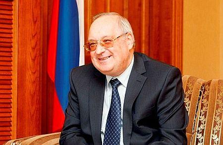 RUSSIAN AMBASSADOR TO MALTA MEETS PAM SECRETARY GENERAL