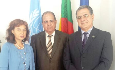 PAM HIGH LEVEL DELEGATION AT UN GENERAL ASSEMBLY IN NEW YORK