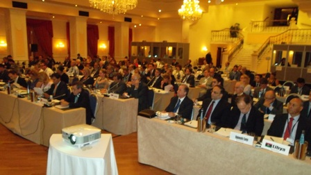 7th Plenary Session of the Parliamentary Assembly of the Mediterranean opens in Malta