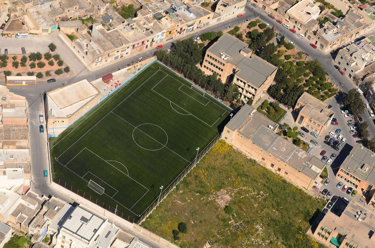 Malta Football Association - UEFA Hat Trick Programme