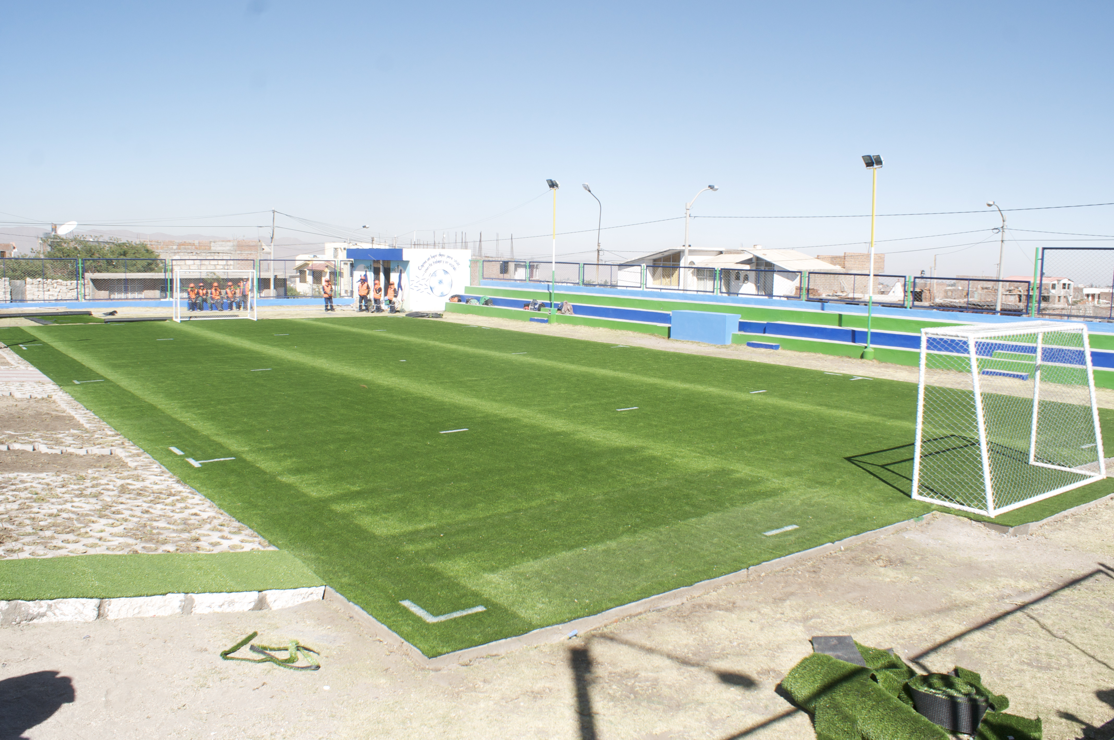 Football Pitch La Tomilia