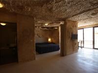 Caverna Suites - Living Area