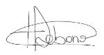 General Manager - signature