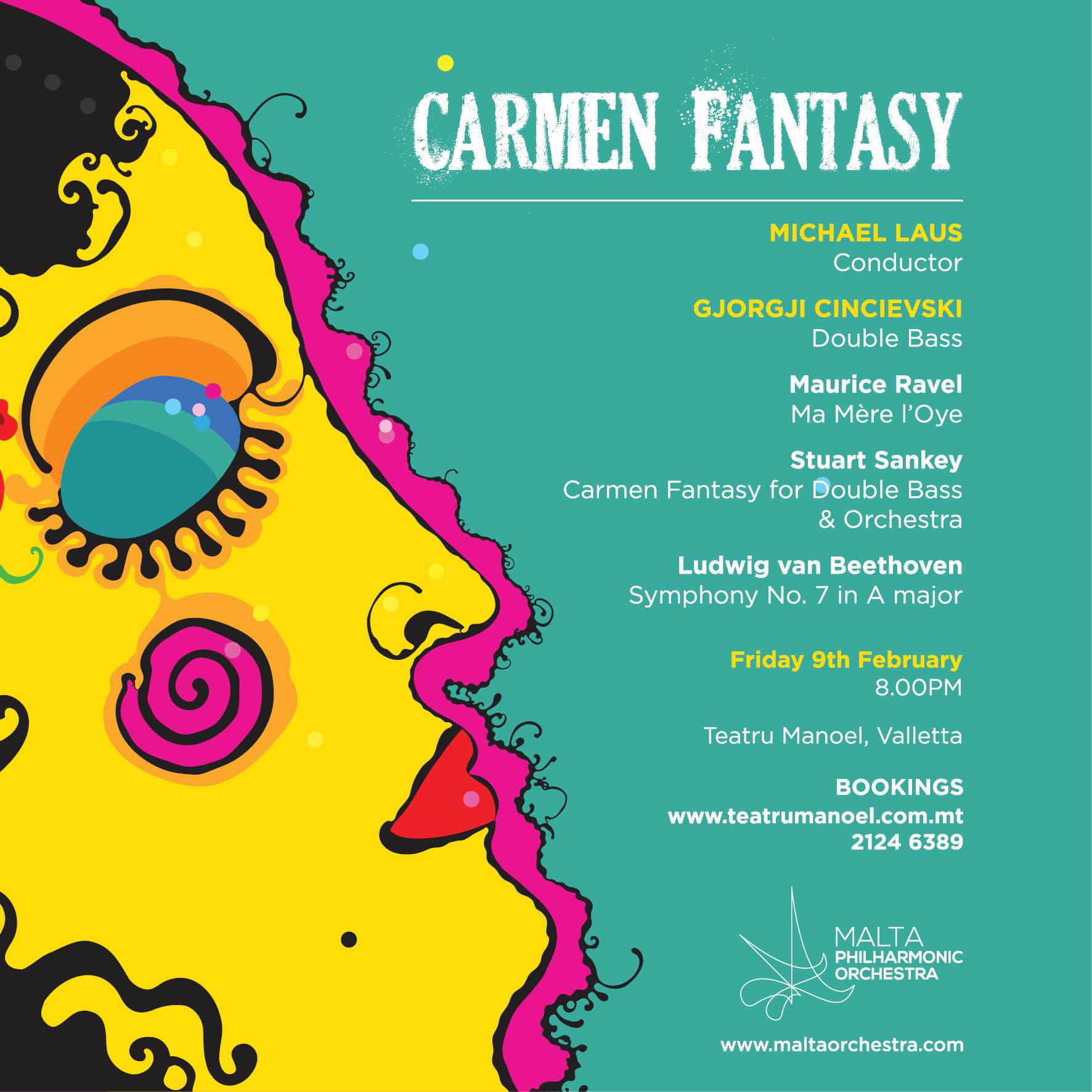 MPO Concert: Carmen Fantasy