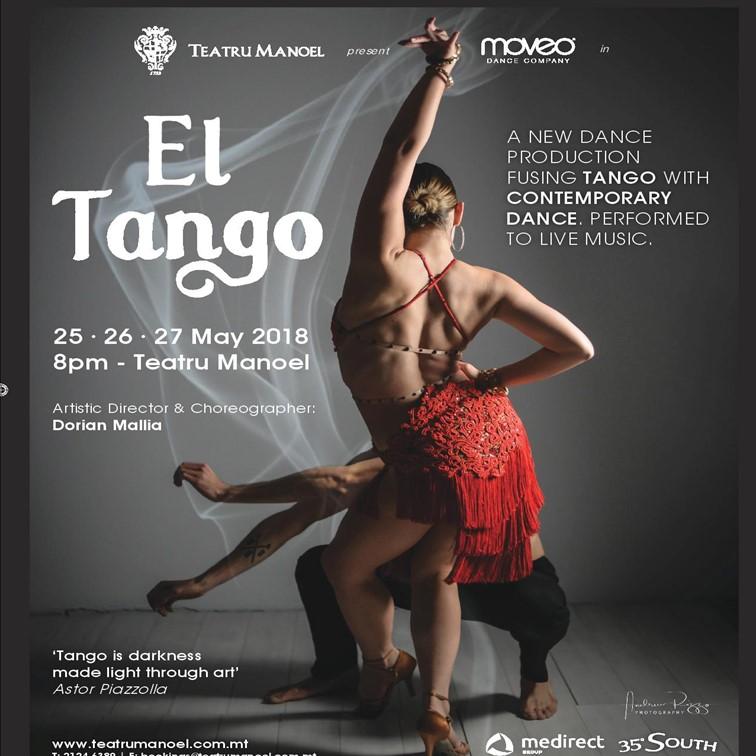 El Tango by Moveo Dance company