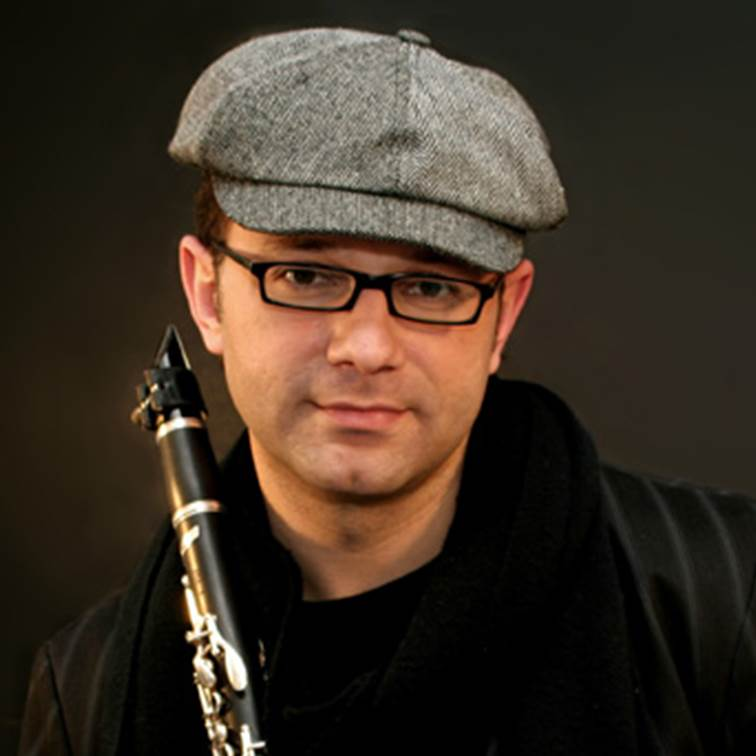 Gershwin Quartet with clarinettist Roman Kuperschmidt