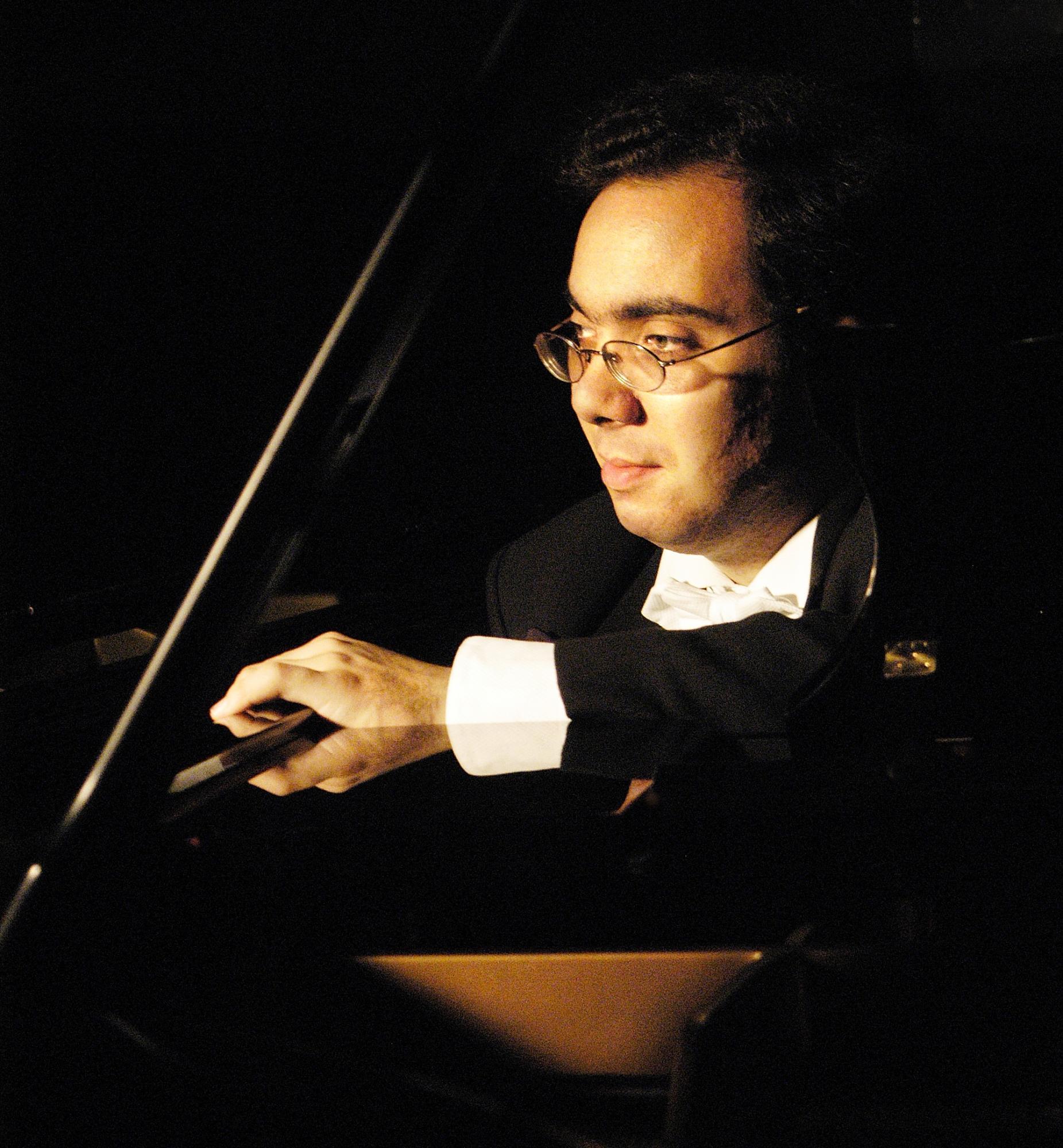 International Spring Orchestra Festival - Jean Dubé Piano Recital
