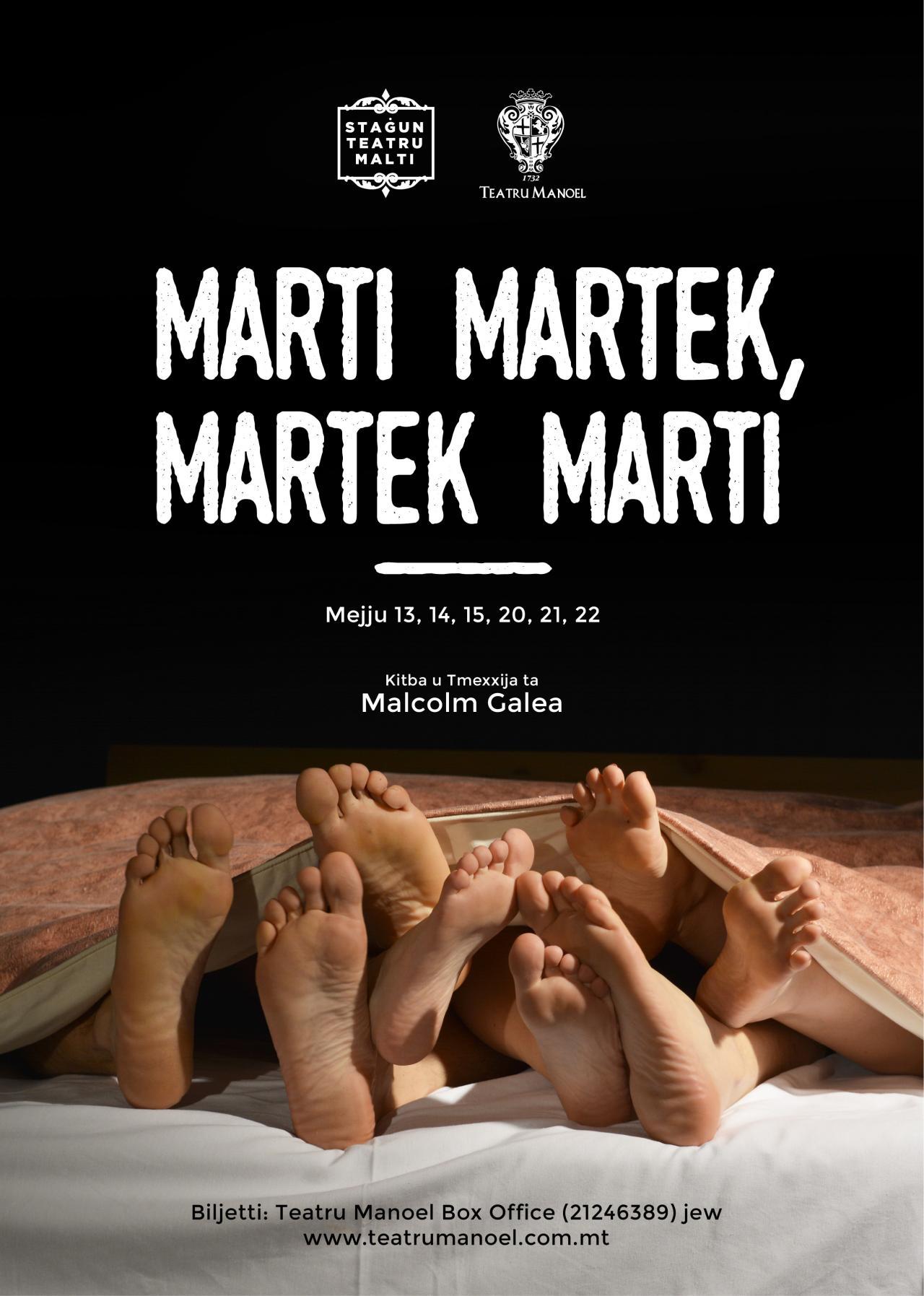 Marti Martek, Martek Marti