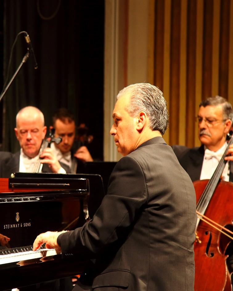 Michael Laus Piano Recital