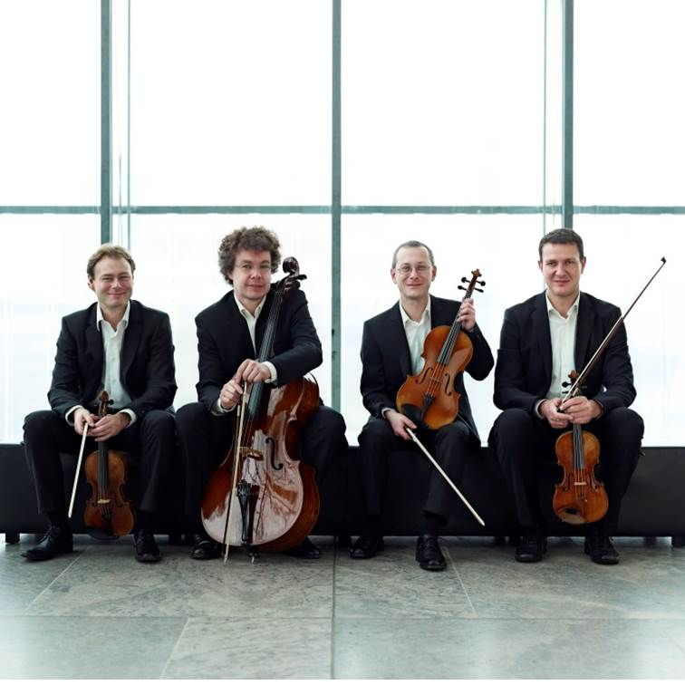 The Leipzig Quartet